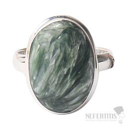 Serafinit prsten stříbro Ag 925 R498
