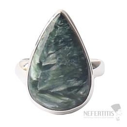 Serafinit prsten stříbro Ag 925 R534