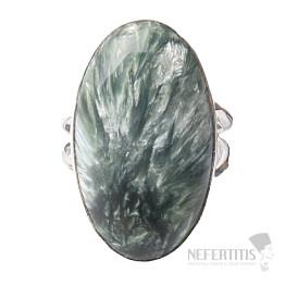 Serafinit prsten stříbro Ag 925 R541
