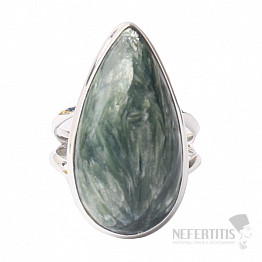 Serafinit prsten stříbro Ag 925 R561