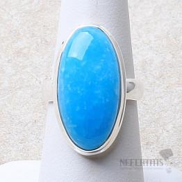 Smithsonit prsten stříbro AG 925 R265