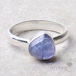 Tanzanit prsten stříbro Ag 925 R365