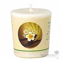 Vonná svíčka votivní Indické léto