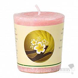 Vonná svíčka votivní Radost a láska