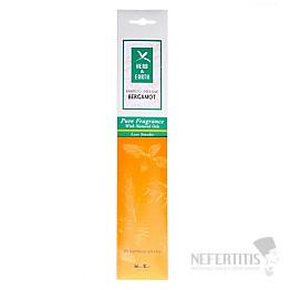 Vonné tyčinky Nippon Kodo bergamot