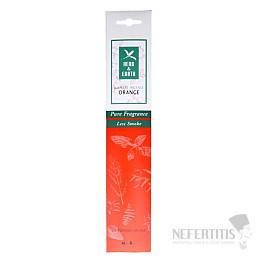 Vonné tyčinky Nippon Kodo pomeranč