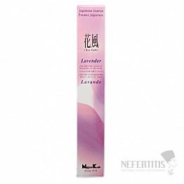 Vonné tyčinky Nippon Kodo lavender