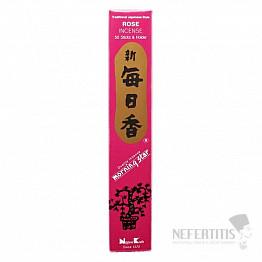 Vonné tyčinky Nippon Kodo Morning star rose