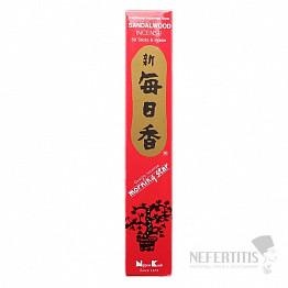 Vonné tyčinky Nippon Kodo Morning star sandalwood