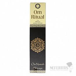 Vonné tyčinky Premium Om ritual